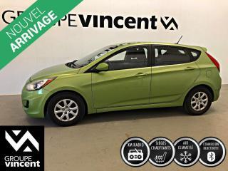 Used 2014 Hyundai Accent GL ** GARANTIE 10 ANS ** Économique, parfait pour étudiants! for sale in Shawinigan, QC