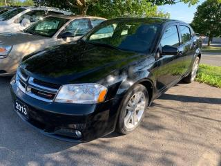 Used 2013 Dodge Avenger SXT for sale in Peterborough, ON