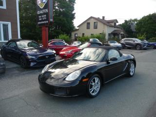 Used 2008 Porsche Boxster 2dr Roadster Limited Edition for sale in Ste-Marie, QC