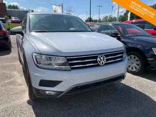 Used 2018 Volkswagen Tiguan Trendline 4MOTION + 5 Pass + Caméra + A/C for sale in Québec, QC