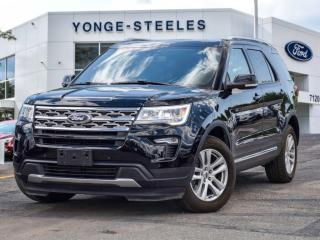 Used 2018 Ford Explorer XLT for sale in Thornhill, ON
