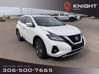 New 2020 Nissan Murano Platinum for sale in Swift Current, SK