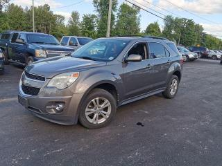 Used 2011 Chevrolet Equinox for sale in Madoc, ON