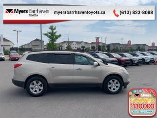 Used 2011 Chevrolet Traverse 1LT  - SiriusXM -  OnStar - $133 B/W for sale in Ottawa, ON