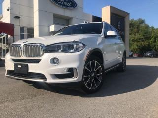 Used 2017 BMW X5 xDrive35i for sale in Kingston, ON