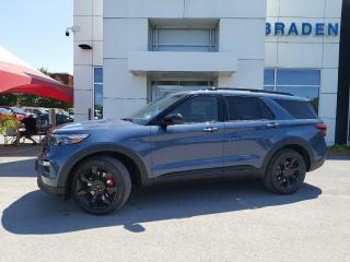 New 2020 Ford Explorer ST for sale in Kingston, ON