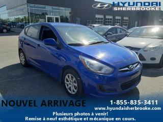 Used 2013 Hyundai Accent GL+AIR CLIM+BANCS CHAUFFANTS+CRUISE for sale in Sherbrooke, QC