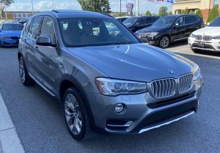 Used 2017 BMW X3 AWD 4dr xDrive28i for sale in Dorval, QC