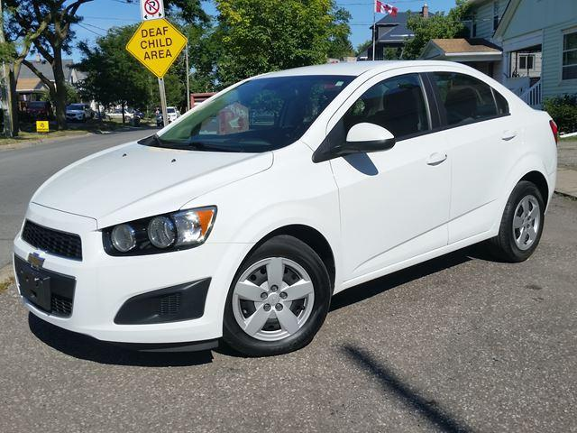 2013 Chevrolet Sonic LS Economical Car for the Gas Miser!!!