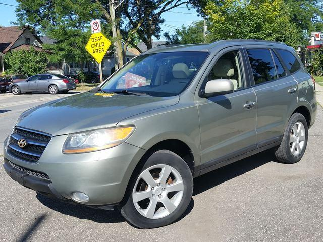 2008 Hyundai Santa Fe Limited 5-Pass AWD Talk about LOW Mileage! Mint Condition!!!