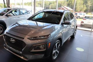 Used 2020 Hyundai KONA 1.6T Ultimate AWD for sale in Val-David, QC