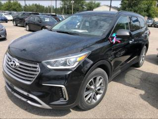 Used 2017 Hyundai Santa Fe XL XL V6 A/C MAGS CAMERA DE RECUL 7 PASSAGE for sale in Île-Perrot, QC