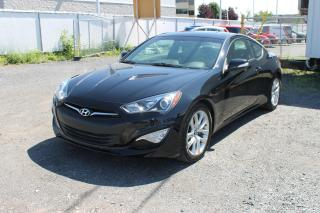 Used 2014 Hyundai Genesis Coupe 2dr I4 Auto Premium for sale in Boucherville, QC