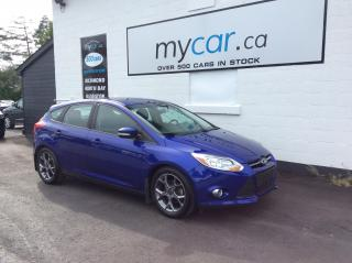 Used 2014 Ford Focus LEATHER, SUNROOF, HEATED SEATS!! for sale in Richmond, ON