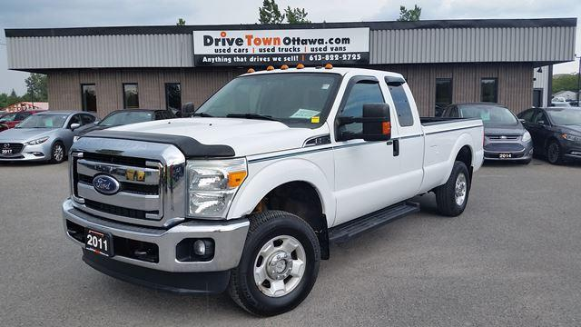 2011 Ford F-250 HD Series 8 FOOT BOX. XLT F250HD