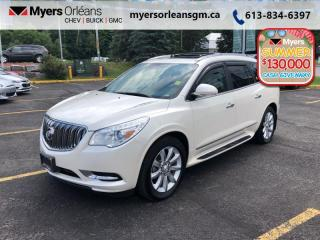 Used 2015 Buick Enclave PREMIUM  with WINTER TIRES! for sale in Orleans, ON