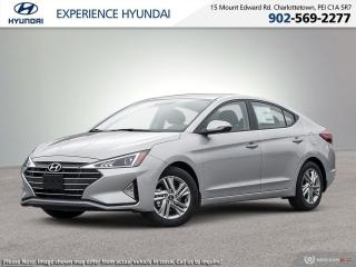 New 2020 Hyundai Elantra Preferred $2,000 CASH OFF OR 0.00% FINANCE AND LEASE RATES DURING OUR FACTORY CLEAR OUT! for sale in Charlottetown, PE