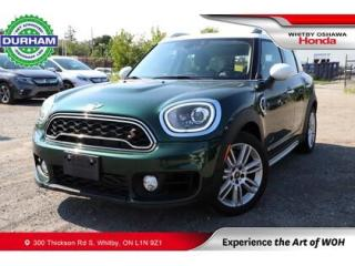 Used 2018 MINI Cooper Countryman S Base for sale in Whitby, ON