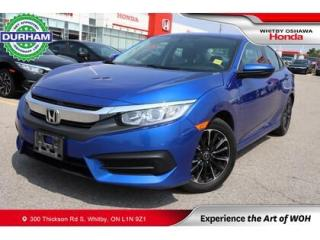 Used 2016 Honda Civic LX for sale in Whitby, ON