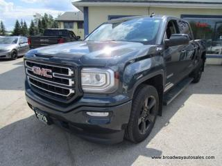 Used 2018 GMC Sierra 1500 LIKE NEW SLE-Z71-ELEVATION EDITION 6 PASSENGER 5.4L - VORTEC.. 4X4.. CREW.. 6.6