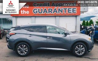 Used 2018 Nissan Murano SL for sale in Nanaimo, BC