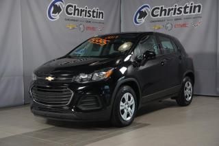 Used 2017 Chevrolet Trax CAM DE RECUL BLUETOOTH TAUX @ 0% for sale in Montréal, QC