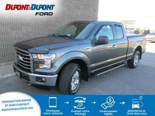 Used 2016 Ford F-150 Cabine Super 4RM 163 po XLT XTR for sale in Gatineau, QC