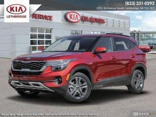 New 2021 Kia Seltos LX for sale in Lethbridge, AB