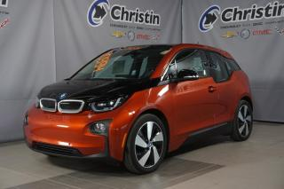 Used 2015 BMW i3 NAVIGATION PARK ASSIST AV. ET ARR. CAM DE RECUL for sale in Montréal, QC