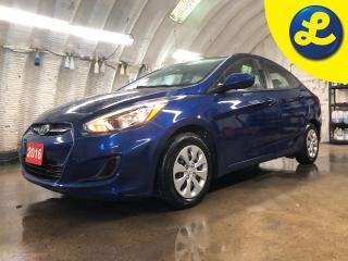 Used 2016 Hyundai Accent Heated front seats * Automatic/manual with eco mode * Phone connect * Hands free steering wheel controls * Climate control * Cruise control * for sale in Cambridge, ON