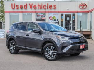 Used 2016 Toyota RAV4 LE | BLUETOOTH | CRUISE CONTROL | USB PORT | for sale in North York, ON