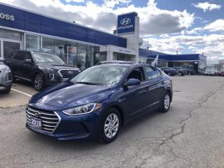 Used 2018 Hyundai Elantra LE for sale in Scarborough, ON