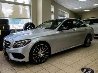 Used 2016 Mercedes-Benz C 300 for sale in Kitchener, ON