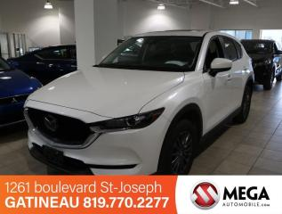 Used 2019 Mazda CX-5 GS AWD for sale in Gatineau, QC