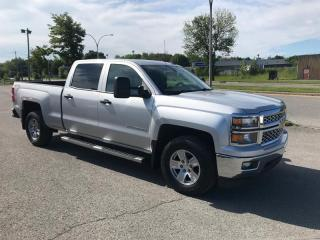Used 2014 Chevrolet Silverado 1500 4WD Crew Cab Box LT for sale in Châteauguay, QC