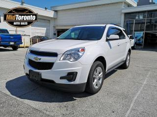Used 2015 Chevrolet Equinox 1LT | Power Seat | One Owner | No Accidents | Excellent Condition | No Door Dings No Stone Chips for sale in North York, ON