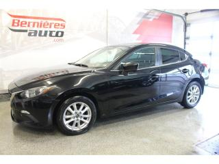 Used 2016 Mazda MAZDA3 GS for sale in Lévis, QC