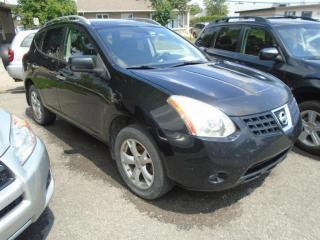 Used 2010 Nissan Rogue SL for sale in Ancienne Lorette, QC