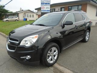 Used 2011 Chevrolet Equinox 1LT for sale in Ancienne Lorette, QC