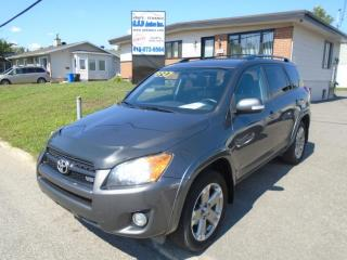 Used 2012 Toyota RAV4 Sport for sale in Ancienne Lorette, QC