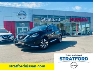 Used 2019 Nissan Murano SL AWD|INCLUDE WINTER TIRES|NOT RENTAL for sale in Stratford, ON