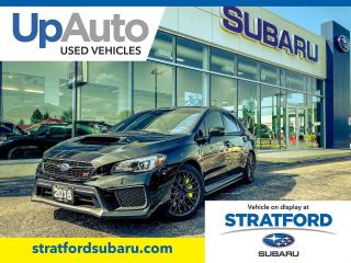Used 2018 Subaru WRX STI for sale in Stratford, ON