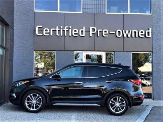 Used 2017 Hyundai Santa Fe Sport SE w/ TURBO / PANORAMIC ROOF / LEATHER for sale in Calgary, AB