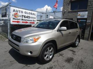 Used 2007 Toyota RAV4 4 portes, 4 roues motrices V6 Base for sale in Montréal, QC