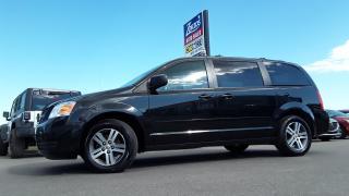 Used 2010 Dodge Grand Caravan SE for sale in Brandon, MB
