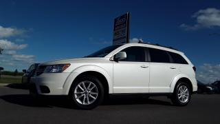 Used 2013 Dodge Journey SXT/Crew for sale in Brandon, MB