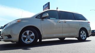 Used 2011 Toyota Sienna LE 8 PASSENGER for sale in Brandon, MB