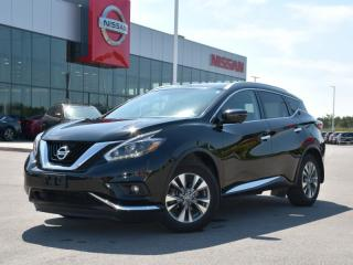 Used 2018 Nissan Murano AWD SL  - Sunroof -  Navigation - $216 B/W for sale in Kanata, ON