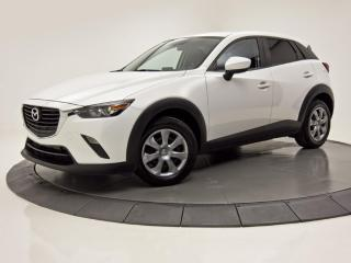 Used 2017 Mazda CX-3 FWD  BLUETOOTH GROUPE ÉLECTRIQUE for sale in Brossard, QC