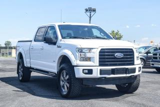 Used 2016 Ford F-150 XLT SPORT CREW 4X4 3.5 ECO for sale in St-Hubert, QC